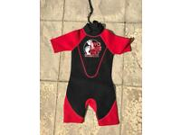 Kids Wetsuit - Two Bare Feet - medium