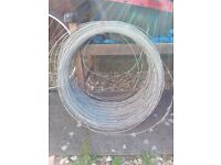 Roll of fence wire