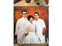 The Indian Givers - Love is a lie Vinyl