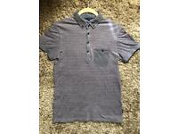 Ted Baker Polo shirt,Size 2