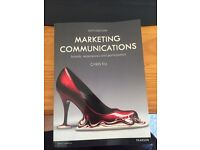 Marketing Communications: Brands, Experiences and Participation by Chris Fill.