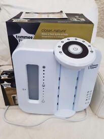 Tommee Tippee perfect prep machine with new filter