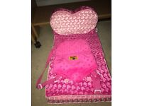 Build a bear bed and carrier
