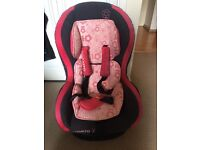 Cosatto group 1 car seat