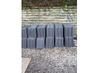 New Marley Ludlow roof tiles