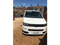 Vw t5 5.1 t32 2011 transporter day van may px