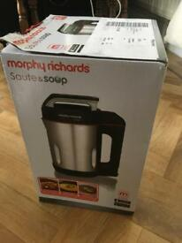 Brand New Soup Maker