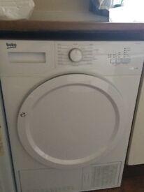 Beko DCX71100W 7kg Condenser Dryer