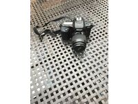 Nikon F50 Camera