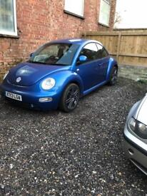 Vw beetle 2.0 petrol #SOLD#