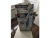 Black & Decker Steam Mop - used in great condition (approx RRP £75)