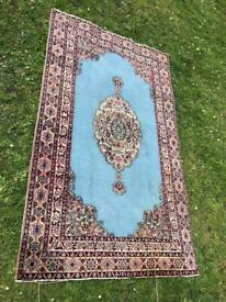 An antique Handmade Persian Kerman Rug