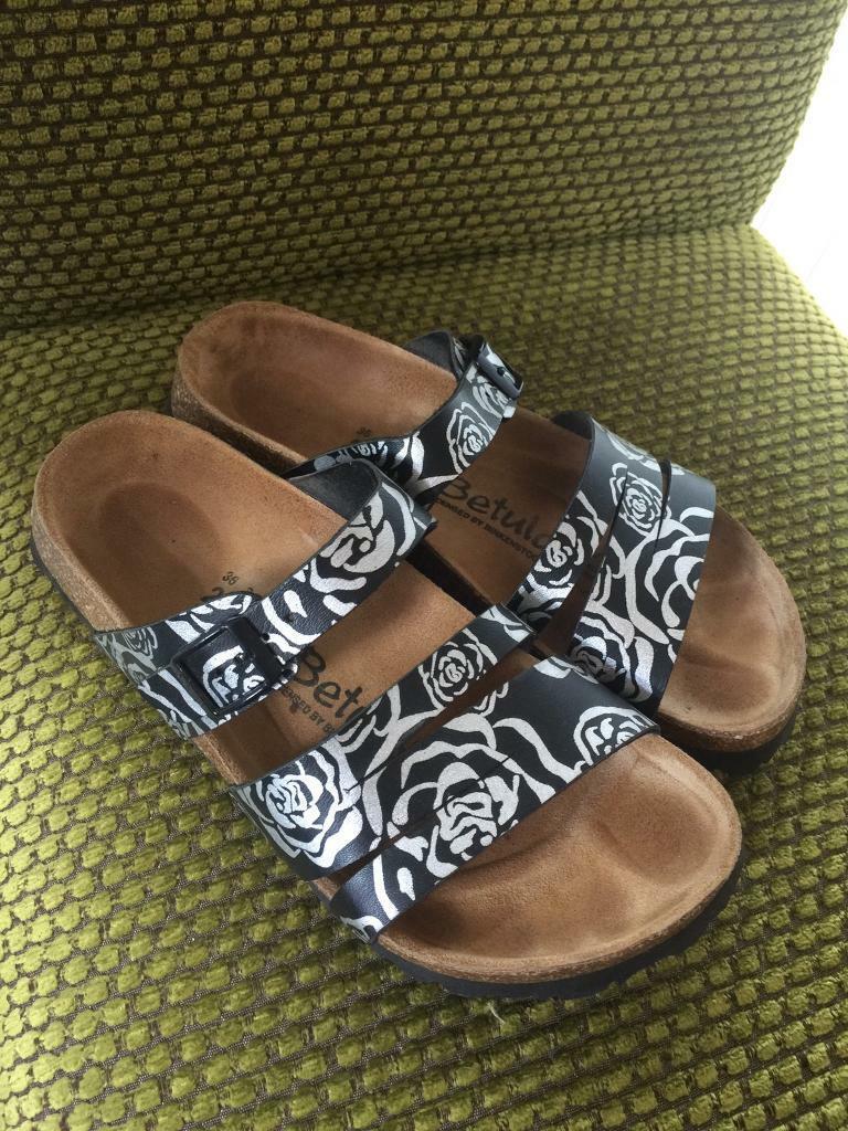 8b029769cfed WYMONDHAM Betula BIRKENSTOCK sandals 36 uk 3 or 4 | in ...