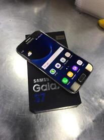 Samsung s7 unlocked can deliver boxed