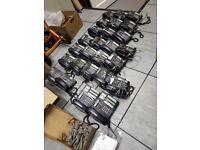 Nortel Handset Bundle T7316E/T7208/T7100 Used Charcoal 26 Handsets