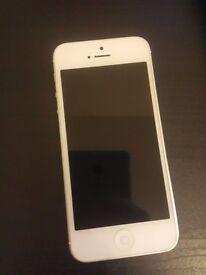 iPhone 5 16Gb White UNLOCKED