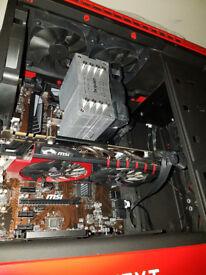 MSI NVIDIA GTX 980 GAMING 4G Twin Frozr V Graphics Card