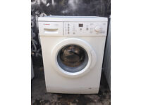 7KG New Model Bosch Classics 1200 Express Washing Machine with 4 Month Warranty