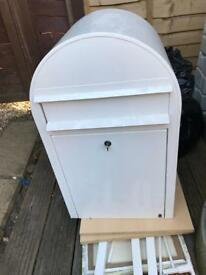 All most new larger postbox