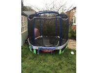 Little Tikes 6ft trampoline
