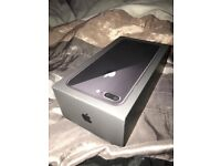 Apple iPhone 8 Plus - 256GB - Space Grey (EE) A1897 (GSM)