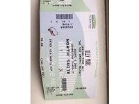 2x vip suite tickets for Olly Murs @ SSE arena Belfast