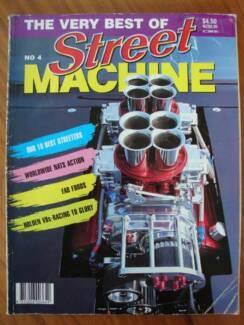 Street Machine - Very Best Of #4 '90 (car magazine)