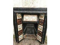 Antique Fire Place / Surround