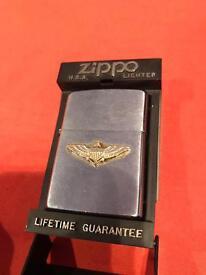 Old rare zippo lighter