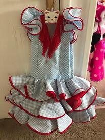 Spanish Dress (approx age 5-6)