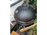 18 inch XL Kamado BBQ/Smoker