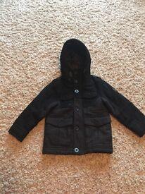 Next coat- 3years