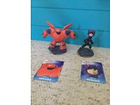 Disney Infinity Big Hero 6 character bundle