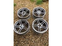 ***BMW 313 alloys***