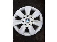 4 x Winter wheels Dunlop runflats 205/55 R16 . £200 for set