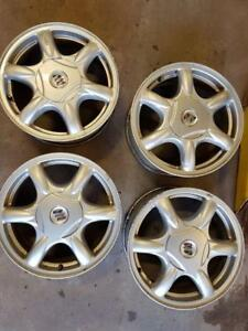 4 MAGS BUICK 16'' 5 X 115  150$