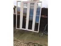 French doors 81x94 inches £350 ono