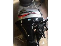 9.9hp mariner outboard