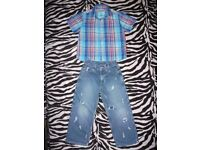 Boys Clothes Age 5 Years NEXT jeans+shirt