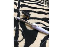 Curling tongs and crimpers