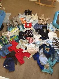 Massive baby boy bundle