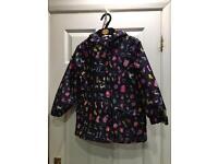 Girl's Joules Coat