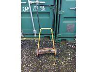 Vintage Manual lawnmower