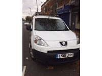 Peugeot partner 625 professonal van for sale low millege