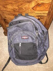 Uni-sex Eastman Back pack black