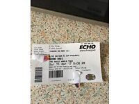Bruno mars 24k magic tour liverpool echo arena 1 ticket
