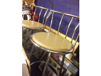 TWO KITCHEN BAR STOOLS FOR SALE - GOOD CONDITION