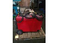 20 to 300 amp Quasi Arc 3 phase welding set