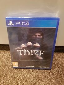 Thief PS4 - Brand New and Sealed