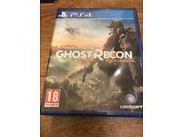 Tom Clancys ghost recon wildlands for PS4